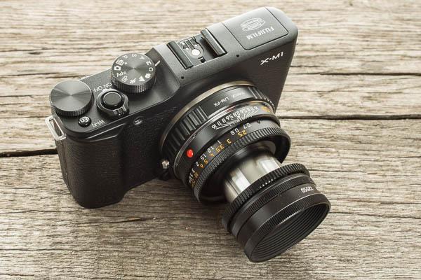 Digitale Kamera mit Wechselobjektiv
