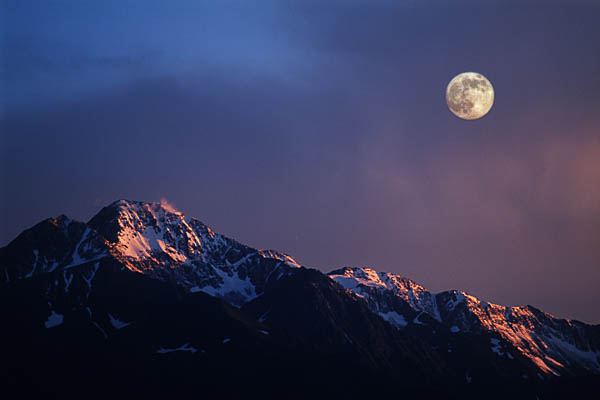 Gipfel im Karwendel