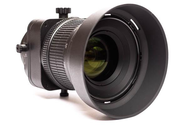 Nikon 45 mm Tilt/Shift Objektiv