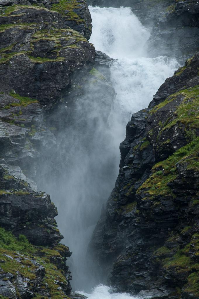 Stifossen Wasserfall in Norwegen