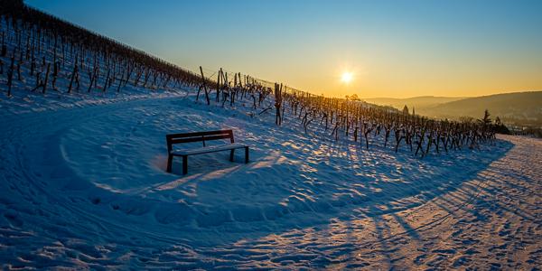 Gründe gegen die Landschaftsfotografie - bei Kälte fotografieren