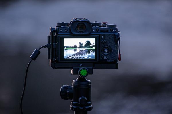 Gründe gegen die Landschaftsfotografie - schlechte Kamera